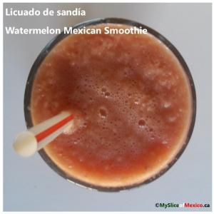licuado de sandia (bird's eye) cover