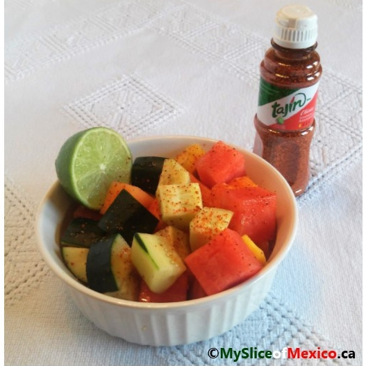pico de gallo fruit salad