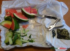 watermelon tray feb 2018