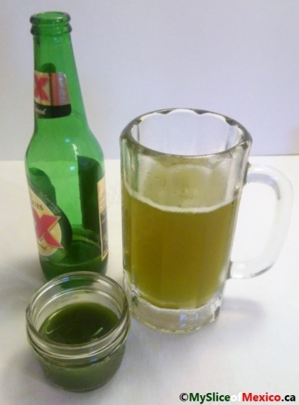green beer logo
