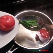 removing veggies logo