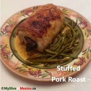 Stuffed Pork Roast cover