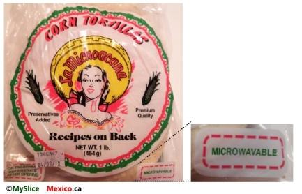tortillas Michoacana logo