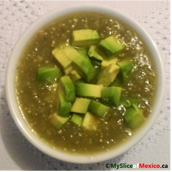 verde con guacamole logo