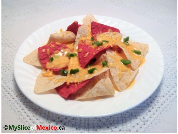 04 Nachos Special Piedras Negras style my slice of mexico
