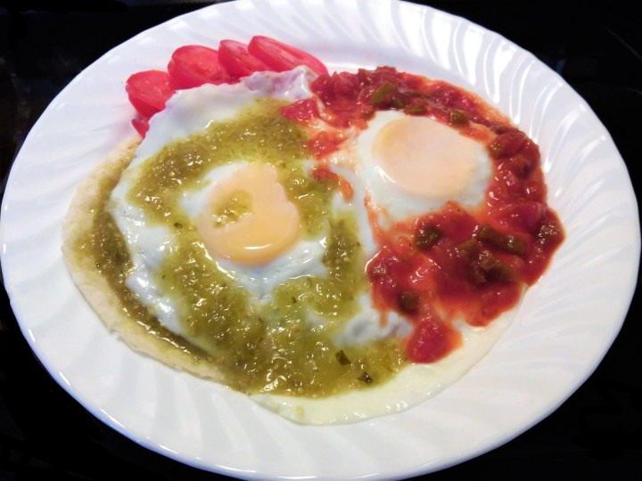 Huevos Divorciados – A Sad Story with a Happy Ending