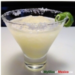 Non-alcoholic Margarita My Slice of Mexico