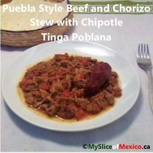 Tinga Poblana recipe cover