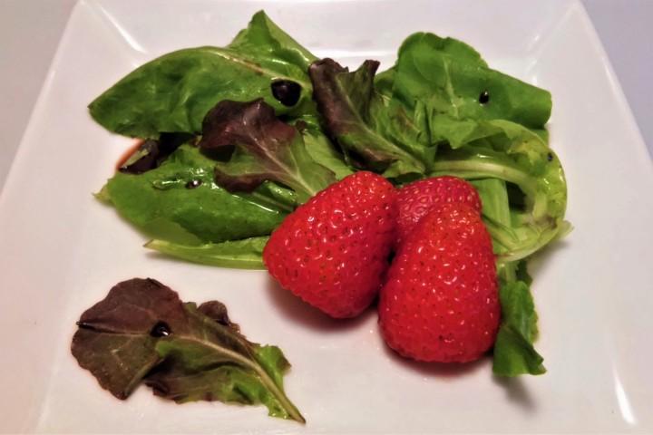 A Simple GardenSalad