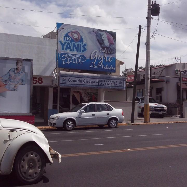Gyros en Culiacan