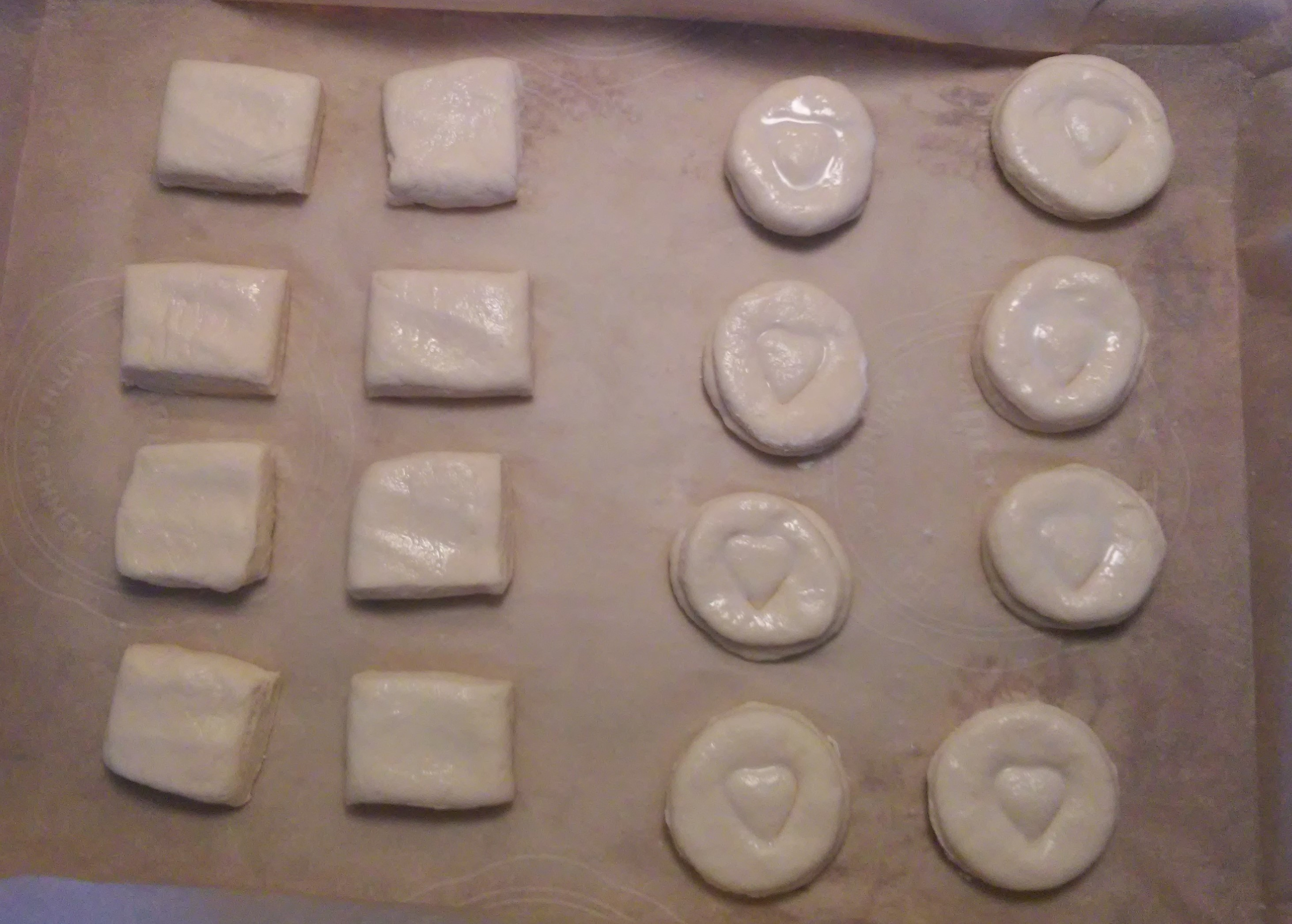 egg wash before oven