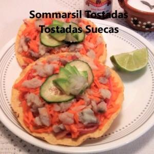 sommarsil tostadas cover