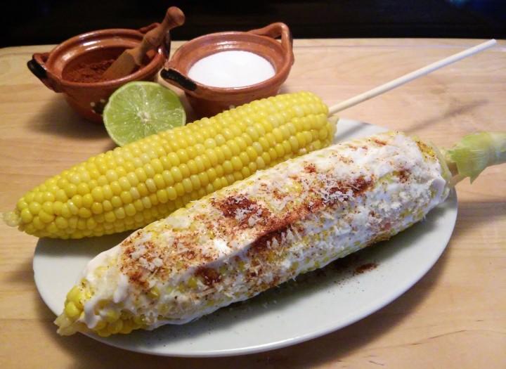 Elotes de Sabores – Mexican Corn on theCob