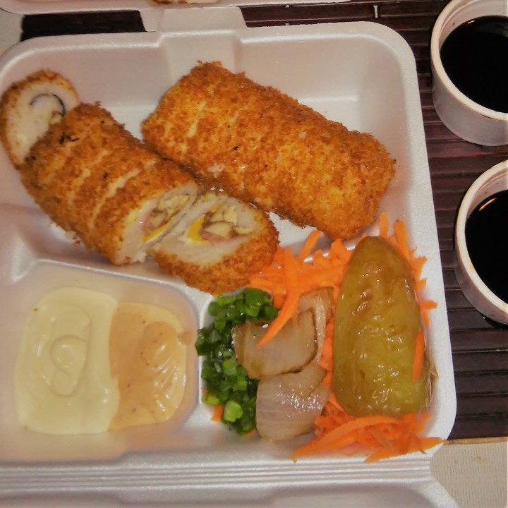 deep fried sushi culiacan