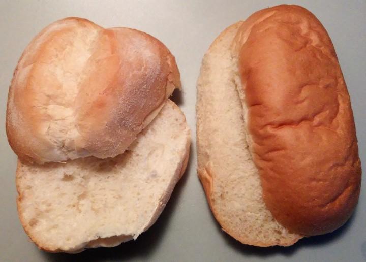 Portuguese bun and panini