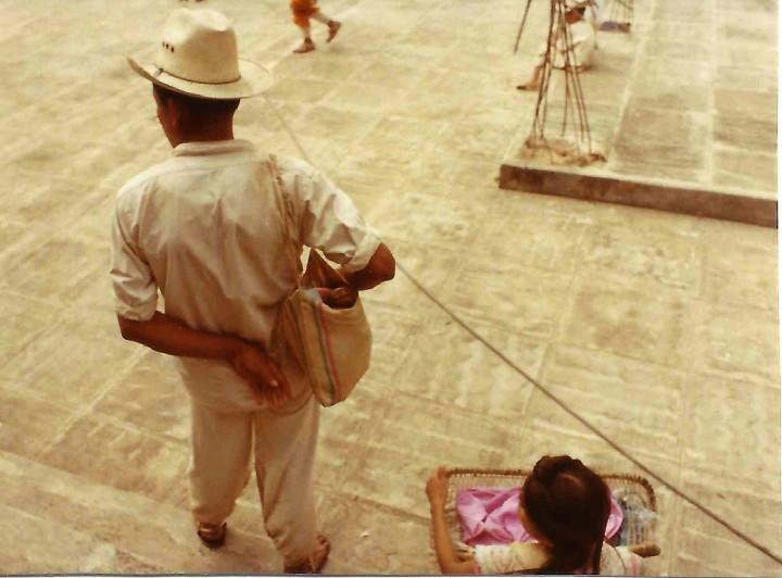 sombrero panama Puebla 1971