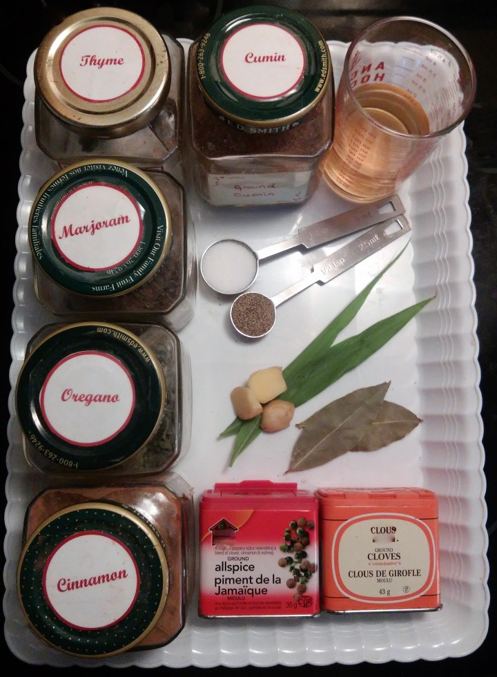 005 spices and herbs