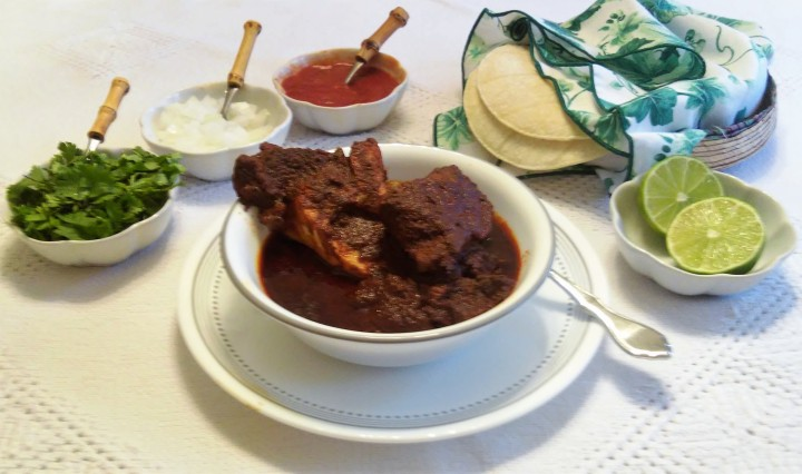 009 beef birria at the table