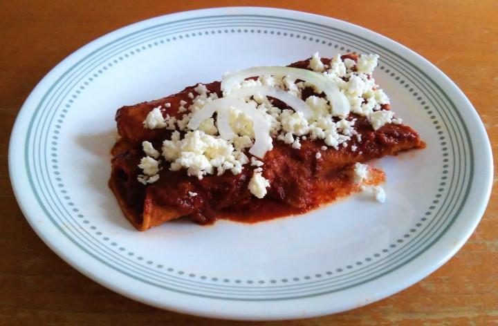 Enchiladas 101