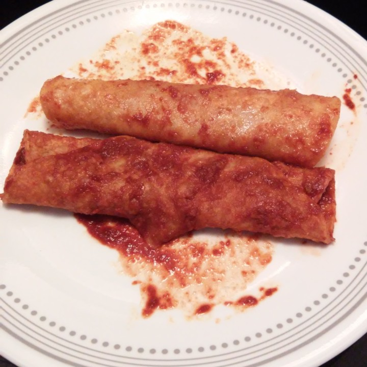 comparing crisped and soft enchiladas.jpg