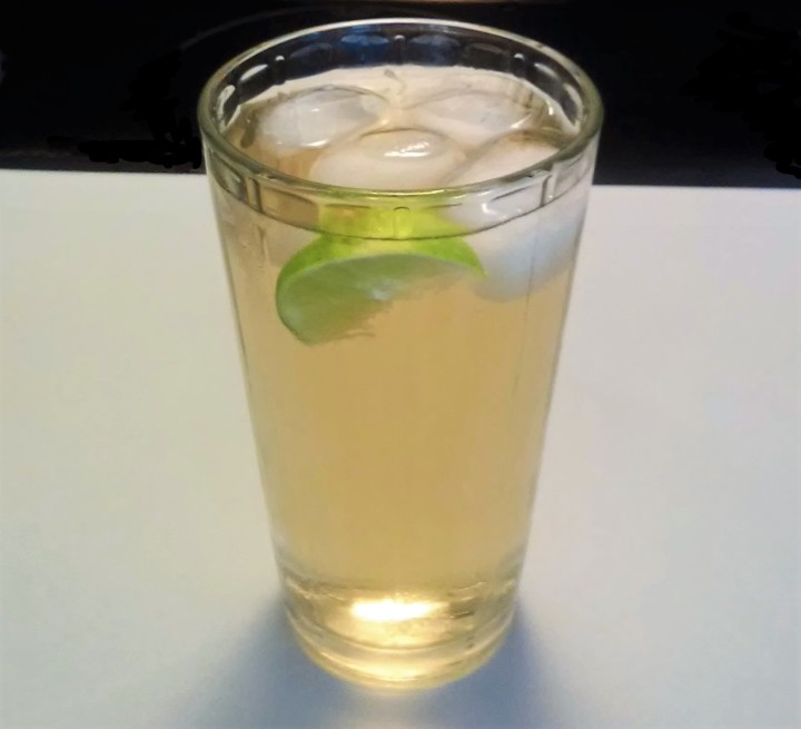 Ginger Limeade – A Refreshing Story