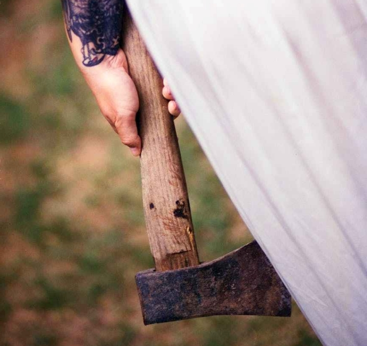 A Follow Up Halloween Story – No Axe? No problem!