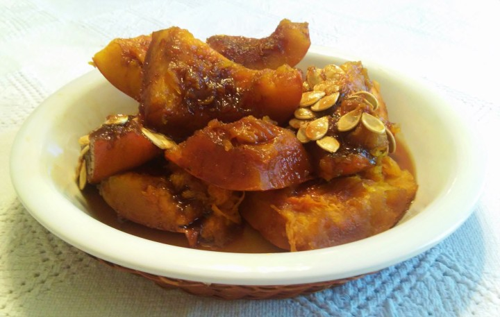 Pumpkin in Syrup – A Sweet Offering for the Day of the Dead