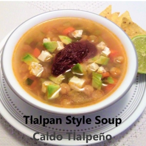 Tlalapn Style Soup cover