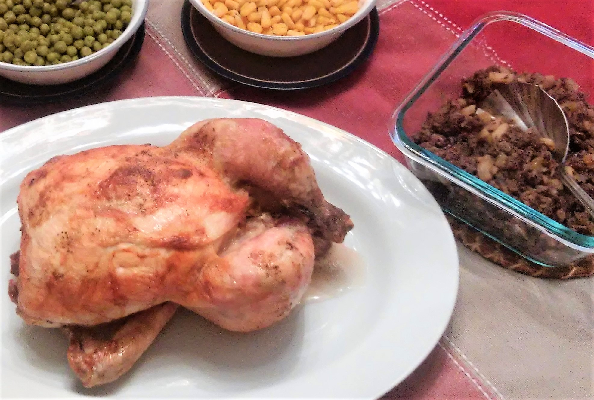 016 chicken dinner