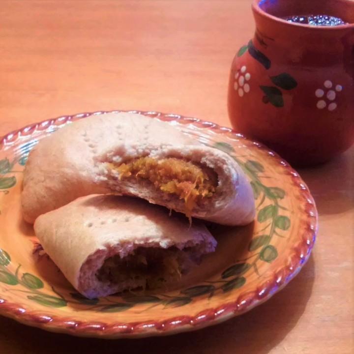 017 empanadas and cafe de olla