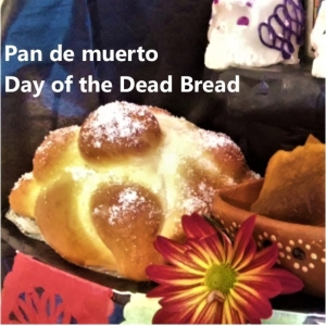 Day of the Dead Bread My Slice of Mexico
