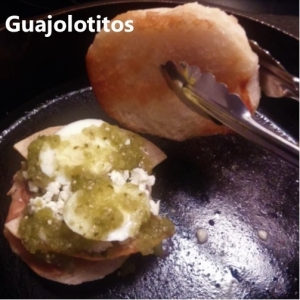 guajolotitos recipe cover