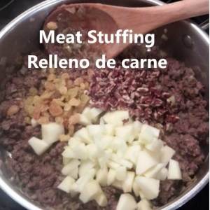 meat stuffing recipe cover