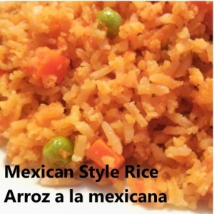 Mexican Style Rice recipe cover