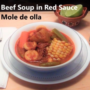 mole de olla recipe cover
