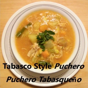 Tabasco Style Puchero cover