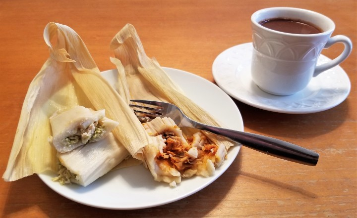 001 atole and tamales