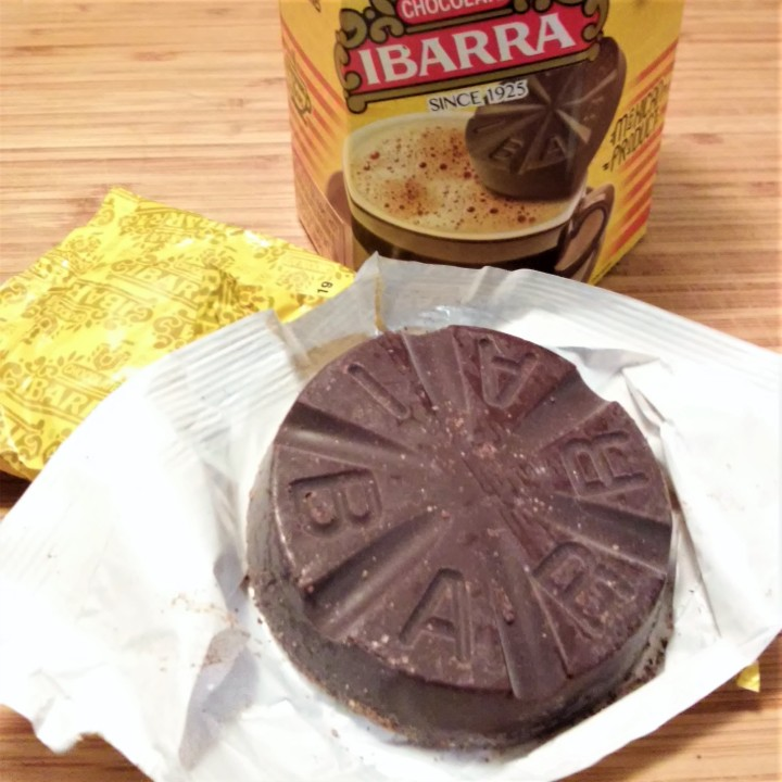 009 ibarra chocolate tablets