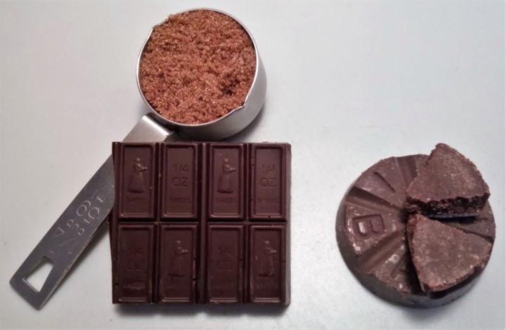010 equivalent amounts of chocolate mole