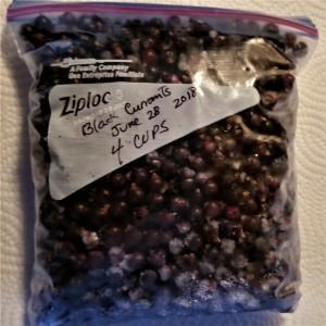 001 frozen black currants