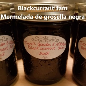 Blackcurrant Jam cover
