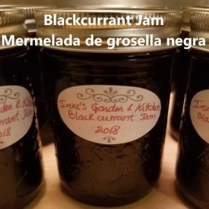 Blackcurrant Jam cover