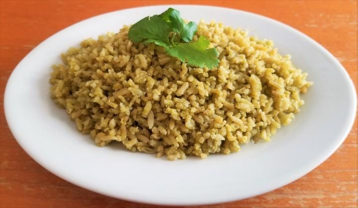 011 green rice