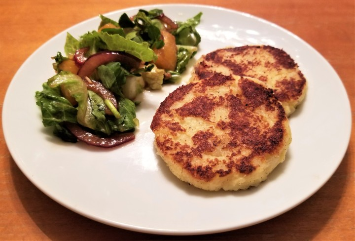 105 potato patties and salad.jpg