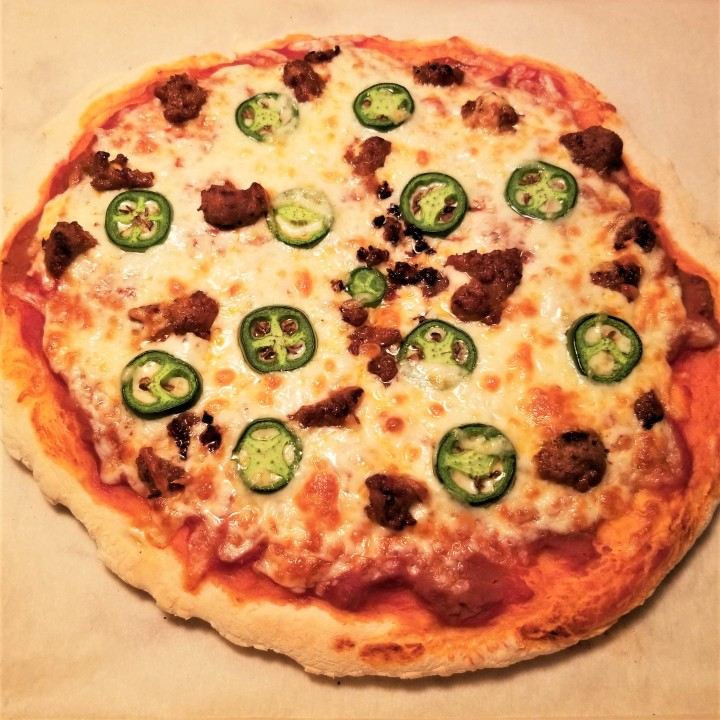 003 Mexican pizza