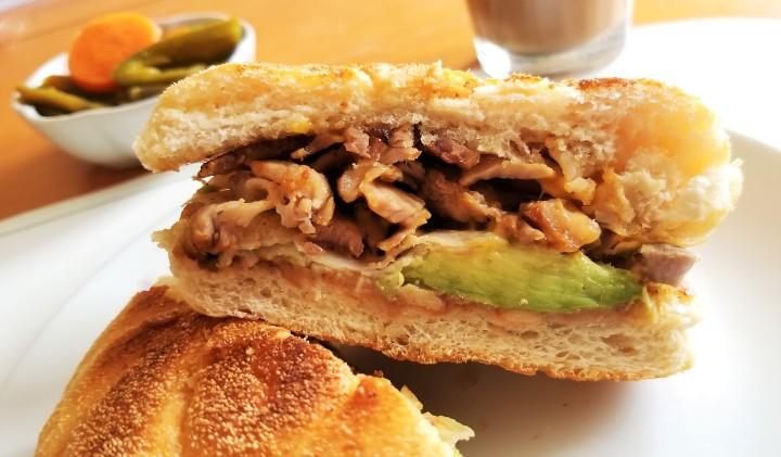 Torta Cubana – A MexicanSandwich
