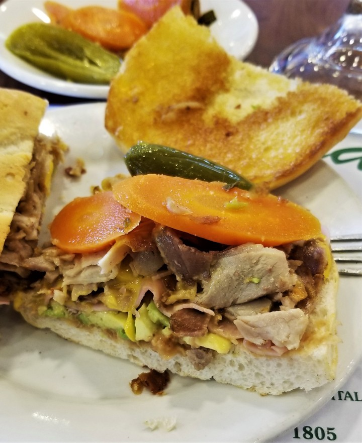 004 Don Polo torta cubana and pickled jalapenos and carrots