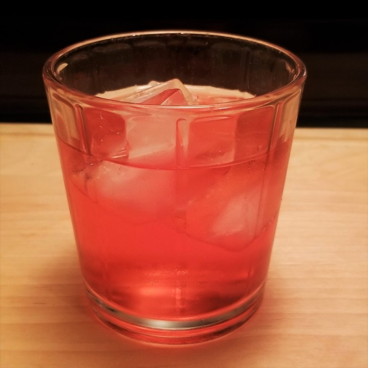 Pink Ice Tea Limeade – A Natural Dye Magic Trick