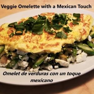 Garden Veggie Omelette