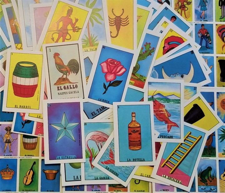 Mexican Bingo –¡Lotería!